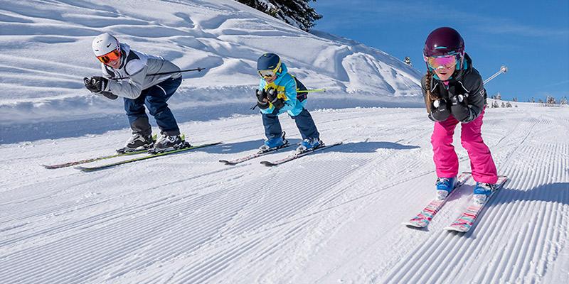 Προπόνηση χιονοδρομίας στο Ηintertux Αυστρίας 2017
