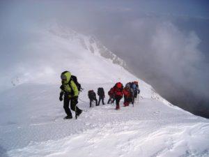 Ανάβαση στον Ταύγετο με τη σχολή ορειβασίας αρχαρίων, ΕΟΟΑ