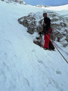 Ορειβασία Μέσου Επιπέδου στα χιόνια