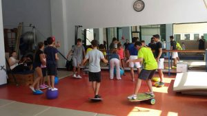 Προετοιμασία - Camp αθλητικής ομάδας Ε.Ο.Σ. Αθηνών