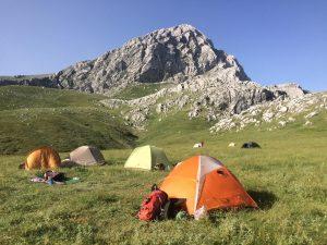 Κατασκήνωση στο Camp Αλπικής Αναρρίχησης ΕΟΟΑ στη Γκιώνα 30/06 - 02/07/2017