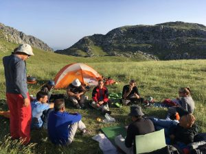 Camp Αλπικής Αναρρίχησης ΕΟΟΑ στη Γκιώνα