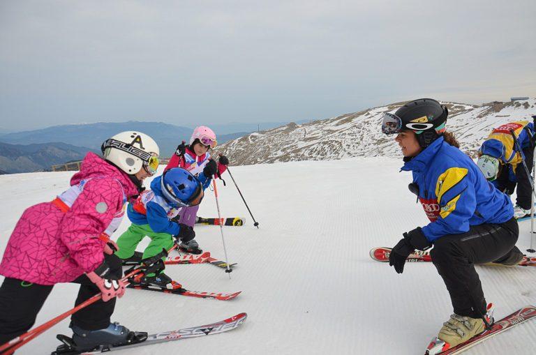 Τμήμα Χιονοδρομίας | Ε.Ο.Σ. Αθηνών